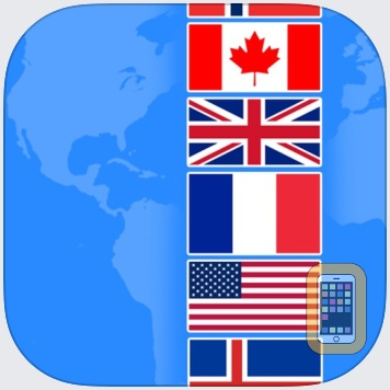 FlagsQuizGame by Atico Mobile S.L. (Universal)