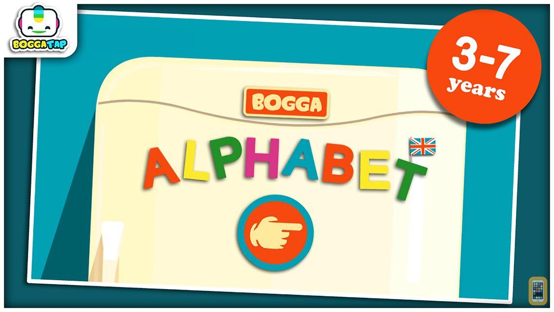 Screenshot - Bogga Alphabet