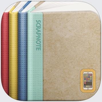 Scrapnote by groosoft (iPad)