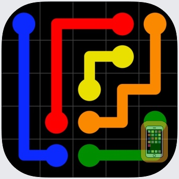 Flow Free by Big Duck Games LLC (Universal)