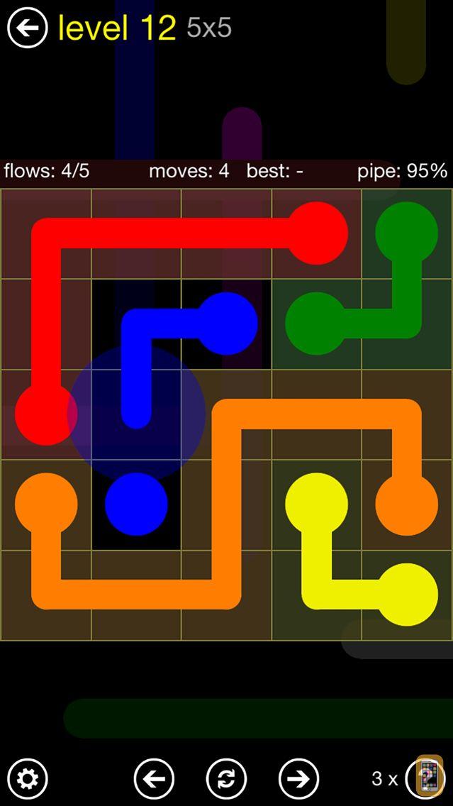 Screenshot - Flow Free