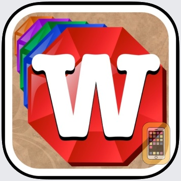 Word Jewels™ 2: Crossword Game Edition by Boy Howdy Technology LLC (Universal)