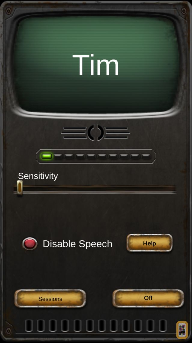Screenshot - Ghost Speak