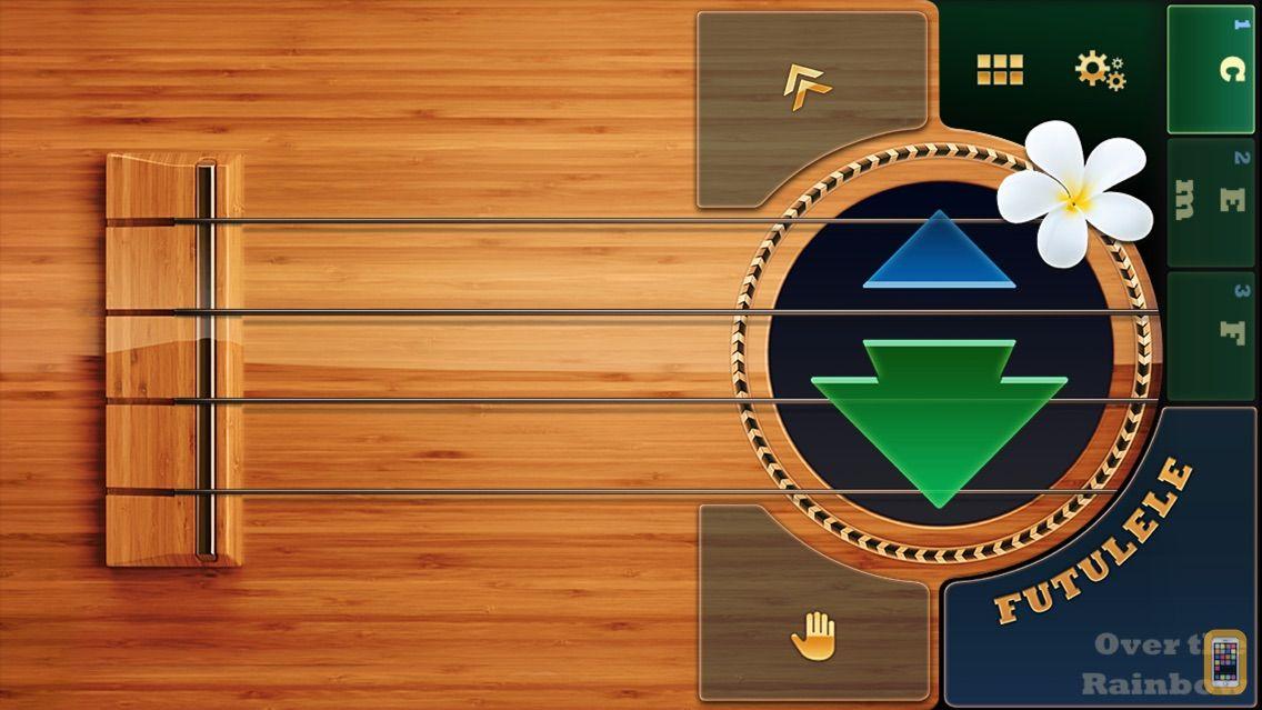 Screenshot - Futulele - Digital Ukulele with FX and chords
