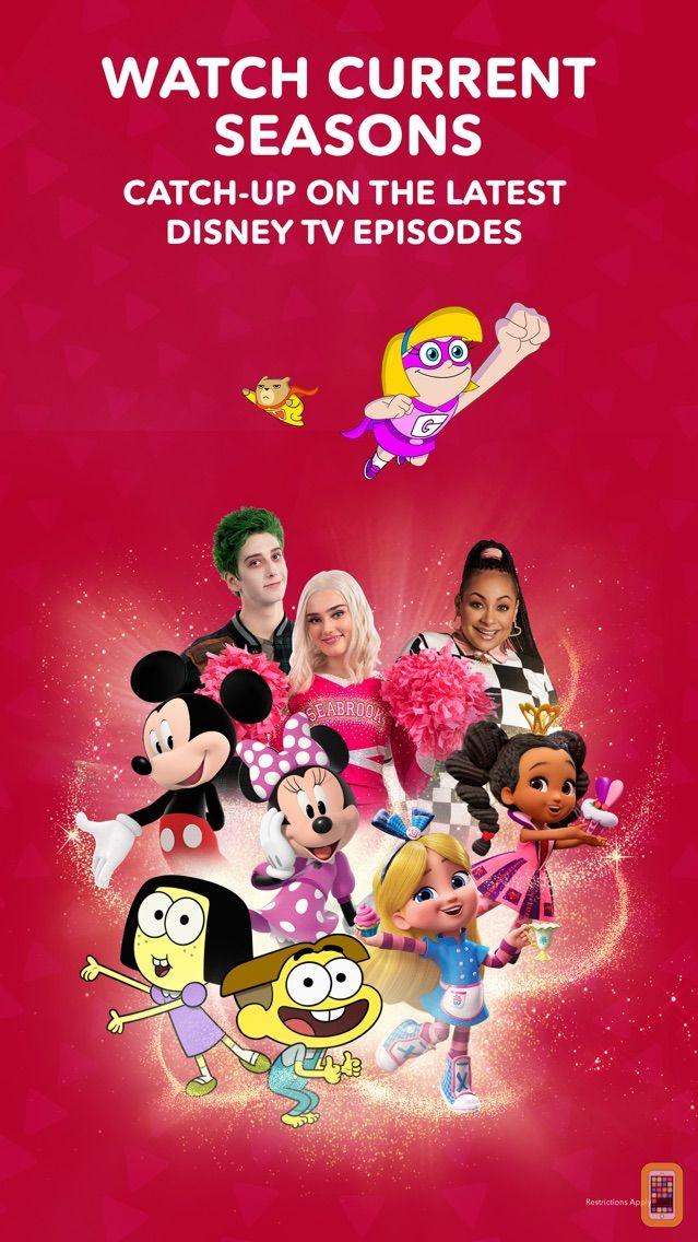 Screenshot - DisneyNOW – Episodes & Live TV