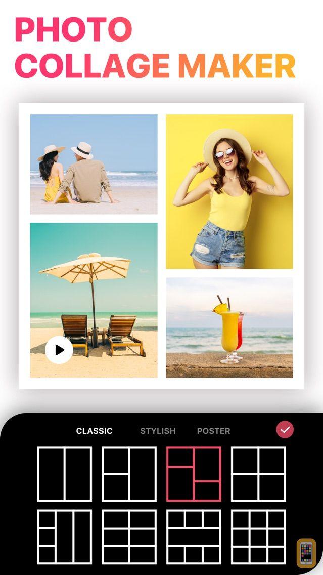 Screenshot - Collage Maker ◇