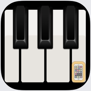 Piano for iPhone by ZongMing Yang (iPhone)