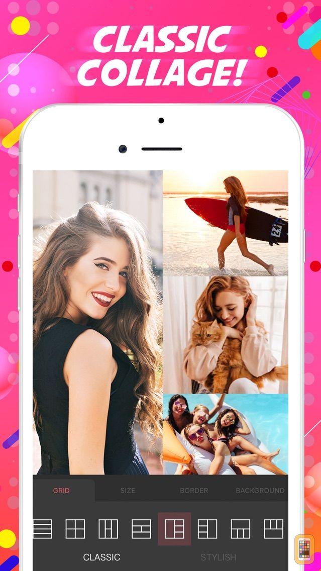 Screenshot - Photo Collage Pro Editor