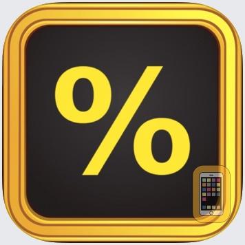Tip Calculator % Gold by Skol Games LLC (Universal)