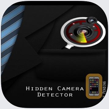 Hidden Camera Detector for iPhone - App Info & Stats | iOSnoops