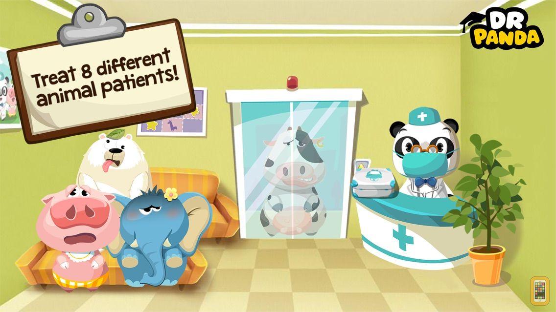 Screenshot - Dr. Panda Hospital