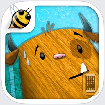 Even Monsters Get Sick by Busy Bee Studios (iPad)