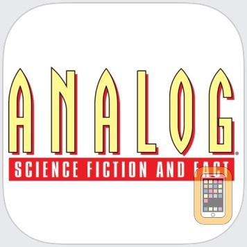 Analog Science Fiction and Fact by Magzter Inc. (Universal)