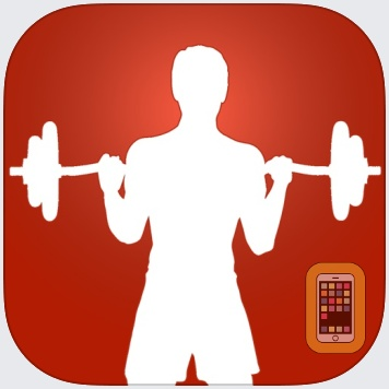 Full Fitness : Exercise Workout Trainer by Mehrdad Mehrain (iPhone)