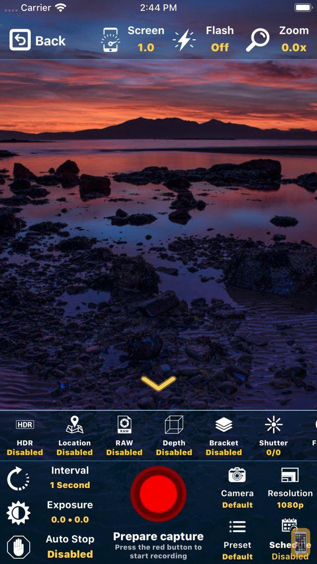 Screenshot - Lapse It Pro