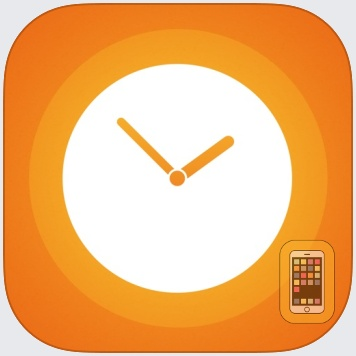 Hours Worked Time Clock & Pay by John MacAdam (Universal)