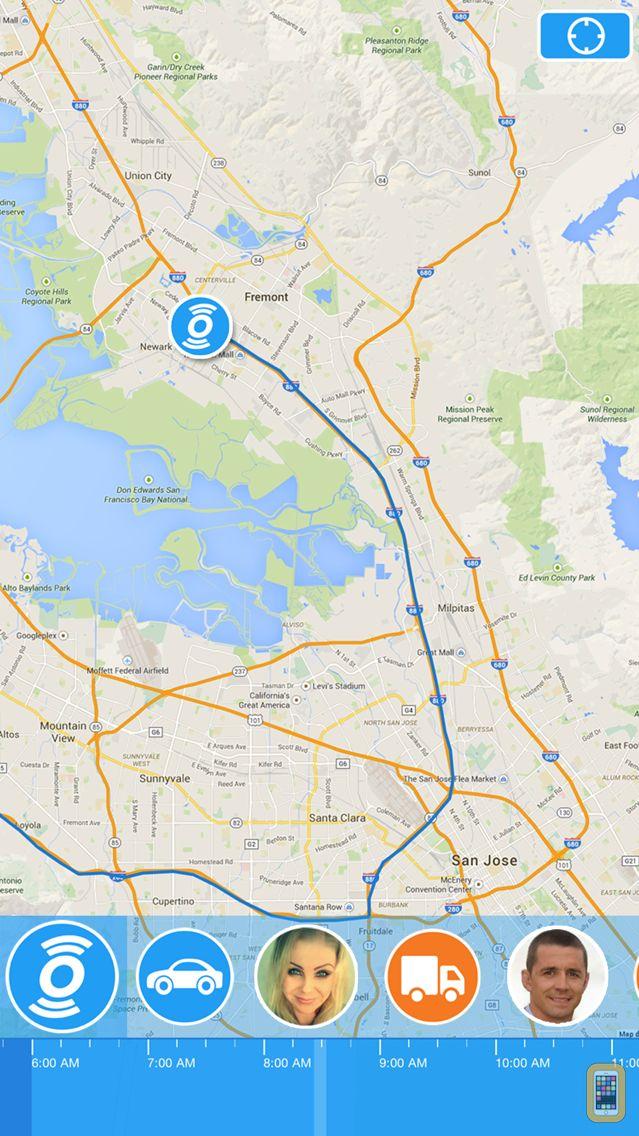 Screenshot - GPS Tracker | GPS tracking
