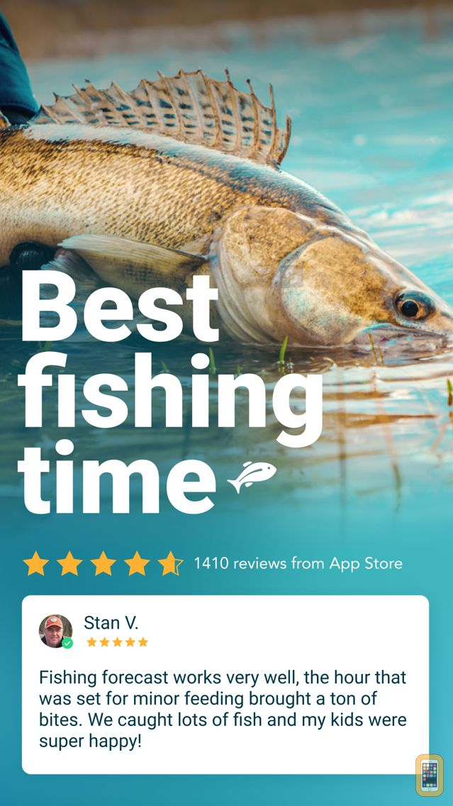 Screenshot - Fishbox - #1 Fishing App