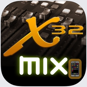 X32-Mix by MUSIC Group Research UK Limited (iPad)