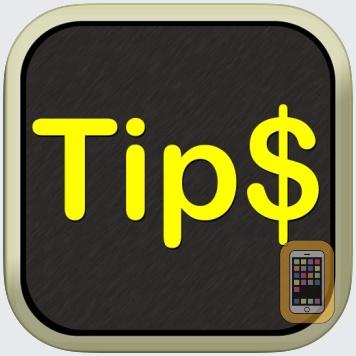 Tip Calculator‰ by Tim O's Studios, LLC (iPhone)
