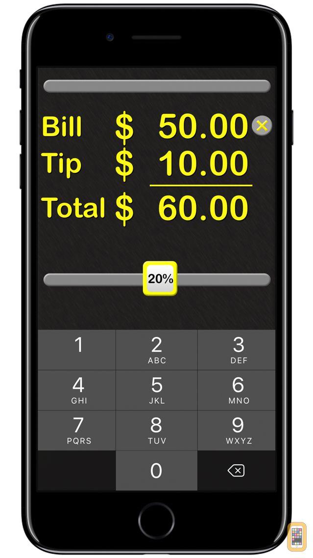Screenshot - Tip Calculator‰
