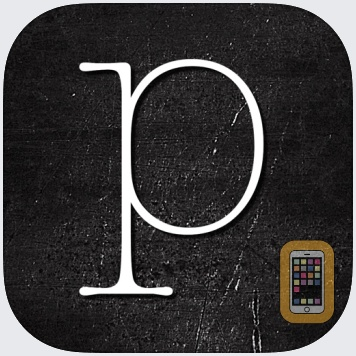 Poetics - create, write and share visual poetry by Soulincode Inc. (iPhone)