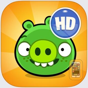 Bad Piggies HD by Rovio Entertainment Oyj (Universal)