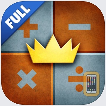 King of Math: Full Game by Oddrobo Software AB (Universal)