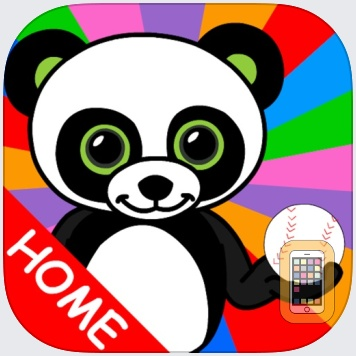 Talk About It: Objects Home HD by Hamaguchi Apps for Speech, Language & Auditory Development (iPad)
