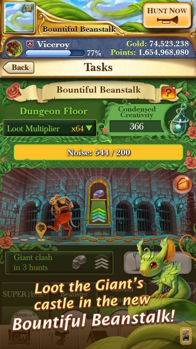 Screenshot - MouseHunt by HitGrab