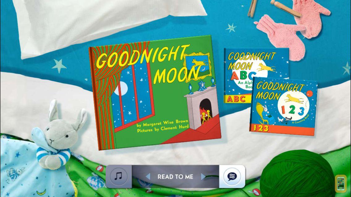 Screenshot - Goodnight Moon - A classic bedtime storybook