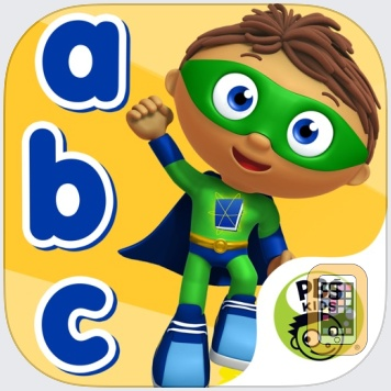Super Why! ABC Adventures by PBS KIDS (Universal)