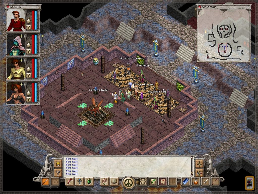 Screenshot - Avernum 6 HD