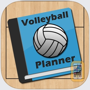 Volleyball Planner by A. Rude (Universal)