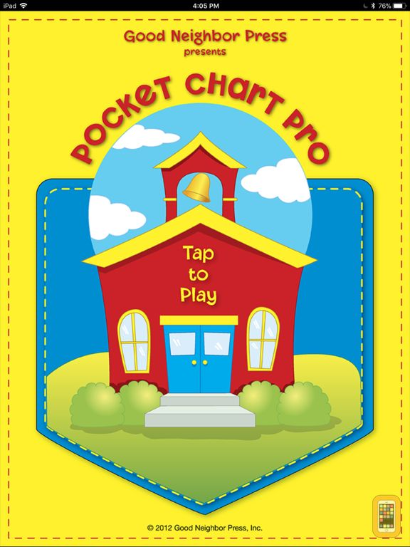 Screenshot - Pocket Charts! Pro