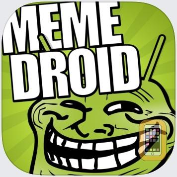 Memedroid Funny Pics Meme Reader - Meme Generator by Novagecko (Universal)