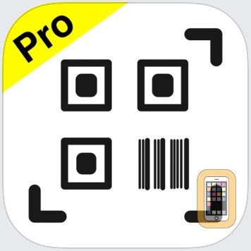 QR Scanner Pro - Scan, Decode & Create Qr Code by Touch 4 Feel (Universal)