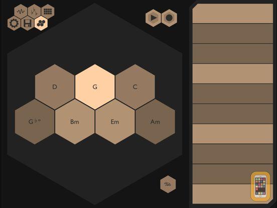 Screenshot - Chordion : Musical Instrument & MIDI Controller
