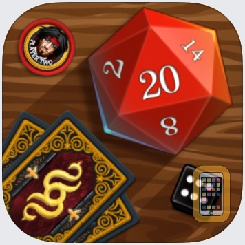 Demons vs. Wizards - Magic Card & Dice Game by Wisercat Software OU (Universal)