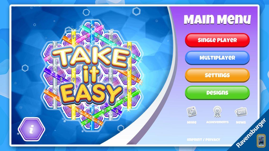 Screenshot - Take It Easy