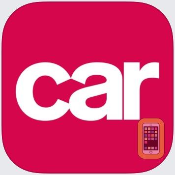 CAR magazine app by Bauer Media (iPad)