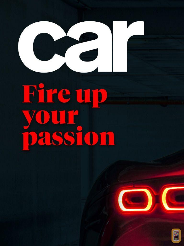 Screenshot - CAR magazine app