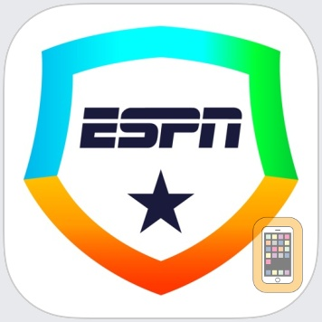 ESPN Fantasy Sports for iPhone & iPad - App Info & Stats | iOSnoops