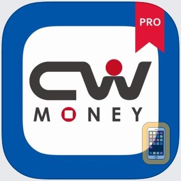 CWMoney Pro - Expense Tracker by CWMoney.NET (iPhone)