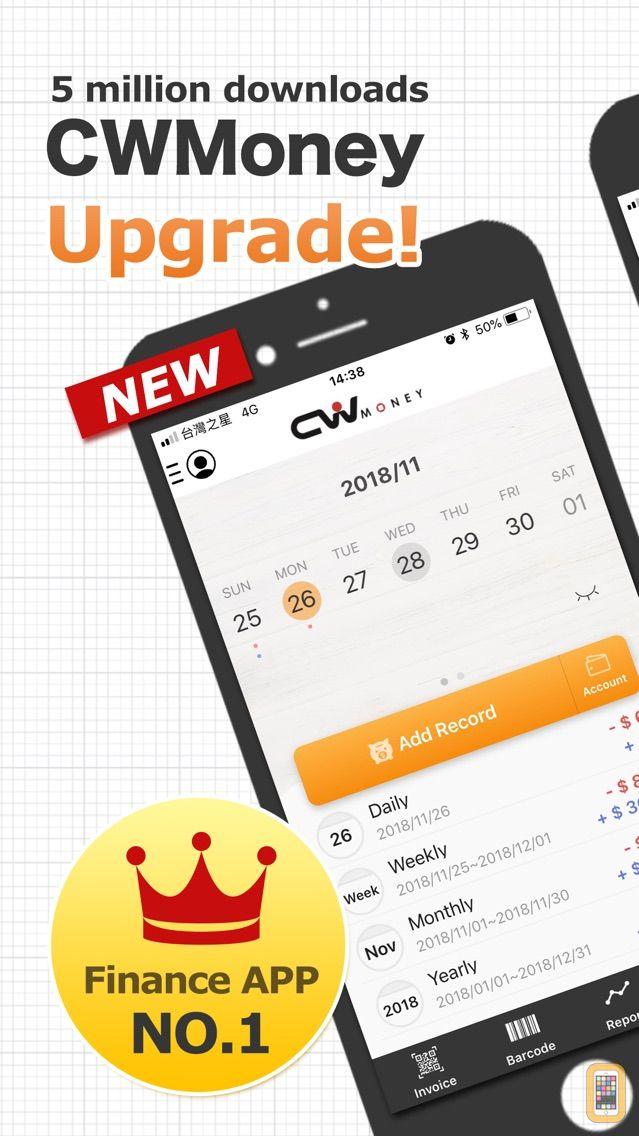 Screenshot - CWMoney Pro - Expense Tracker