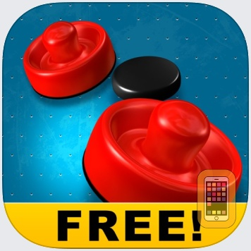 Free Air Hockey Table Game by Best Free and Fun Games, LLC (Universal)
