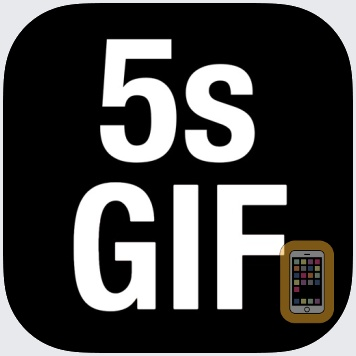 5SecondsApp - Animated GIF Create & Search by Eric Marschner (Universal)