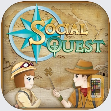 Social Quest by Smarty Ears (iPad)