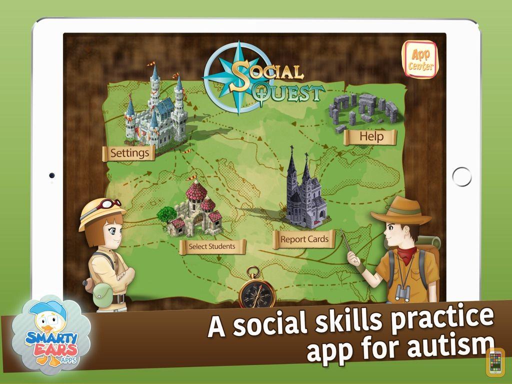 Screenshot - Social Quest