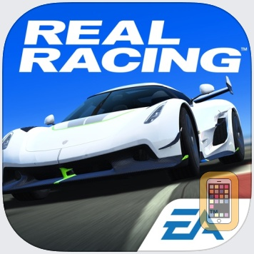 Real Racing 3 by Electronic Arts (Universal)